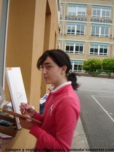 concurso de pintura 2009